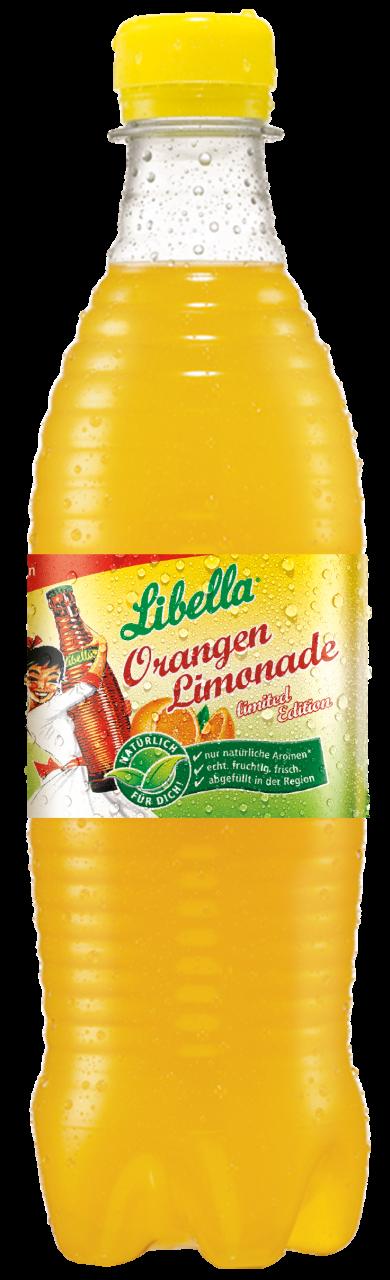 Libella Orangenlimonade PET 0,5l
