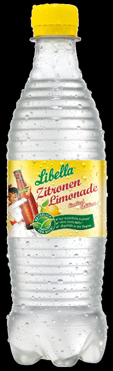 Libella Zitronenlimonade PET 0,5l