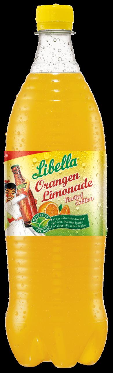 Libella Orangenlimonade PET 1,0l
