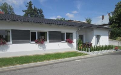 Schützenheimbau