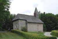 Schartenkirche in Solla