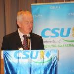Neujahrsempfang des CSU Kreisverband Freyung-Grafenau im Bürgerhaus in Waldkirchen
