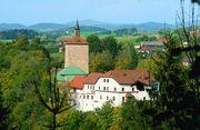 Schloss Fürsteneck im Ilztal