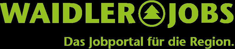 Logo WAIDLER.JOBS