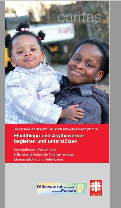 Broschüre Flüchtlinge und Asylbewerber unterstützen Titelbild.JPG