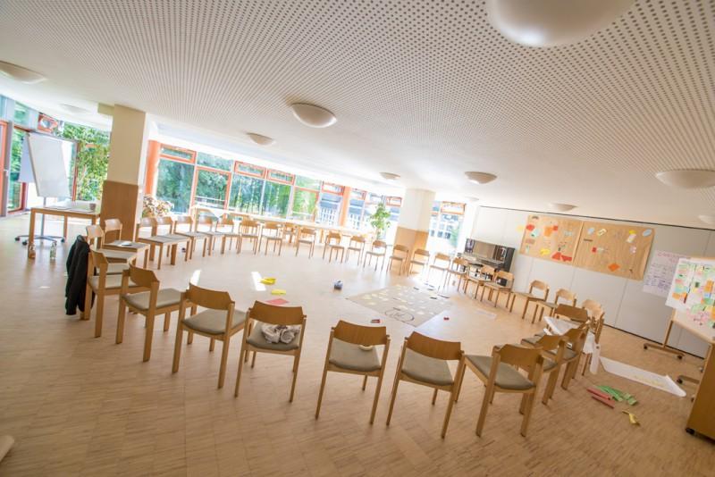 Seminarraum Haus der Jugend