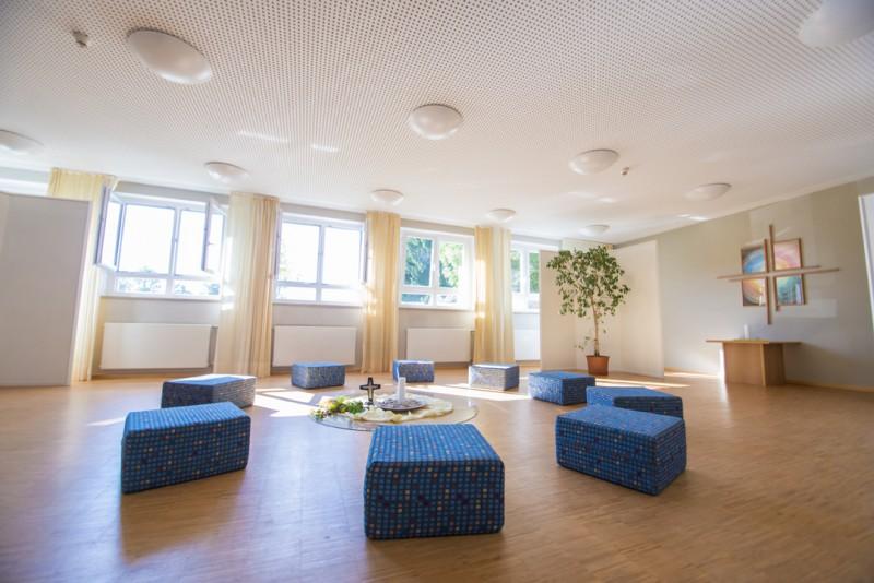 Meditationsraum Haus der Jugend