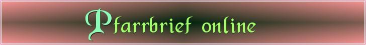 Banner Pfarrbrief