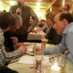 Informationsveranstaltung mit dem Bayerischen Staatsminister Helmut Brunner