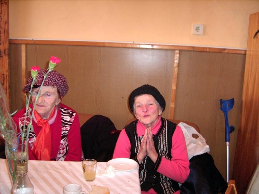 Die Senioren wünschen sich die Renovierung ihres zweiten Zuhauses