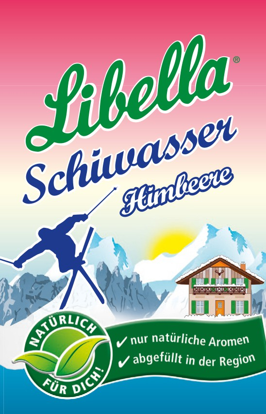 Libella Skiwasser Bag in Box Postmix
