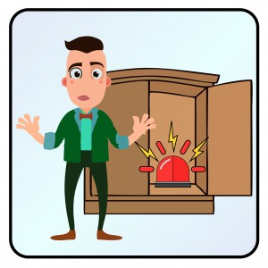 Be aware of the Cabinet Monitor
