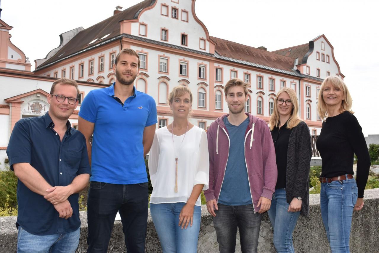 Fünf neue Lehrkräfte an der Realschule
