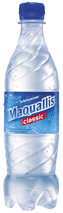 Maquallis Classic PET 0,5l