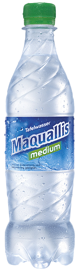 Maquallis Medium PET 0,5l