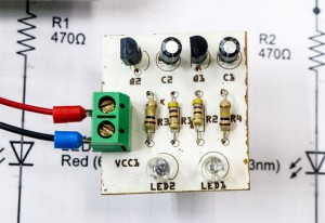 Level 2 Electronics - Soldering and Circuit Assembly