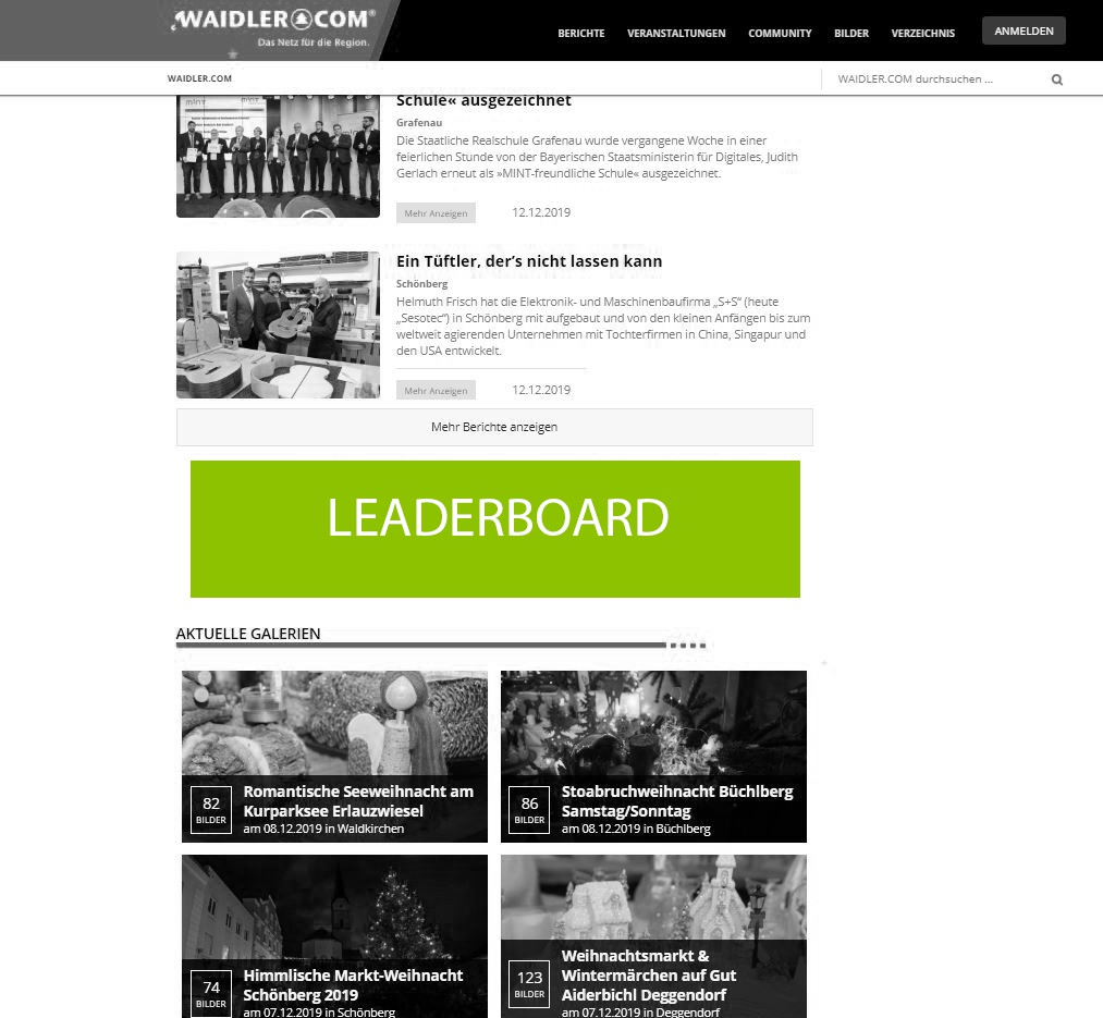 Start Leaderboard