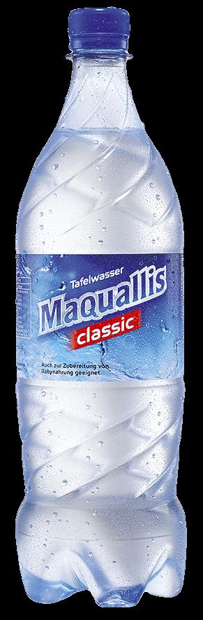 Maquallis Classic PET 1,0l