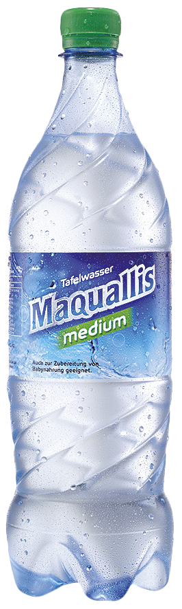 Maquallis Medium PET 1,0l
