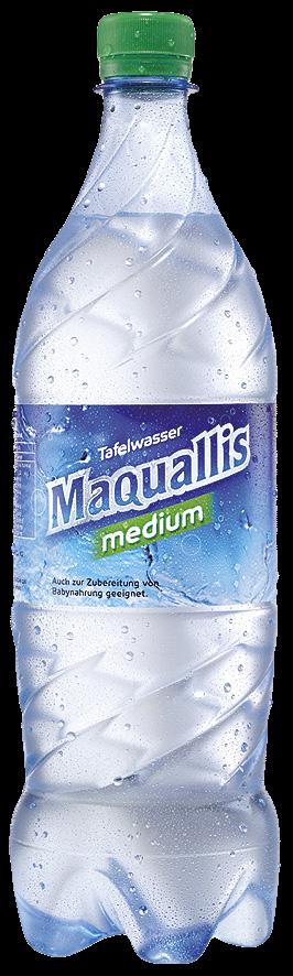 Maquallis Medium PET 1,0l