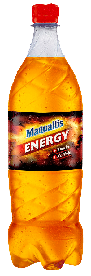 Maquallis Energy PET 1,0l