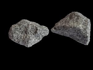 Granit Grau GS, 60-150er Korn, Gabionenstein