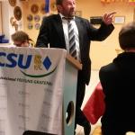 Wahlversammlungen in Thannberg und Solla