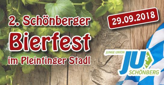 Banner Bierfest 2018