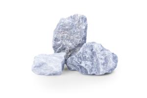 Kristall Blau GS, 60-100er Korn, Gabionenstein