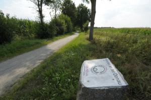 VIA NOVA Europäischer Pilgerweg  -  Beschilderung 2.JPG