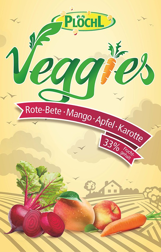 Rote Bete - Mango - Apfel - Karotte Bag in Box Postmix