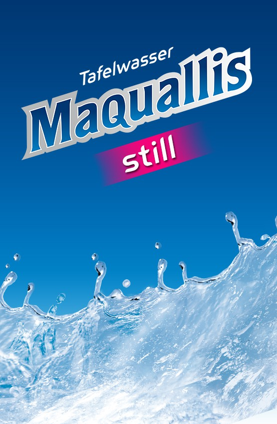 Maquallis Tafelwasser still Bag in Box Postmix