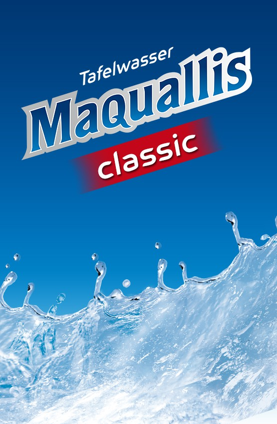 Maquallis Tafelwasser classic Bag in Box Postmix