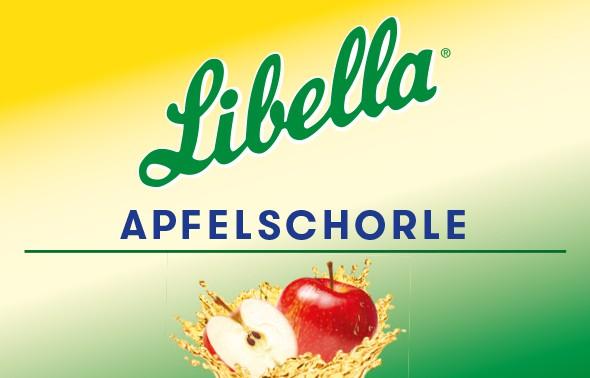 Libella Apfelschorle Premix