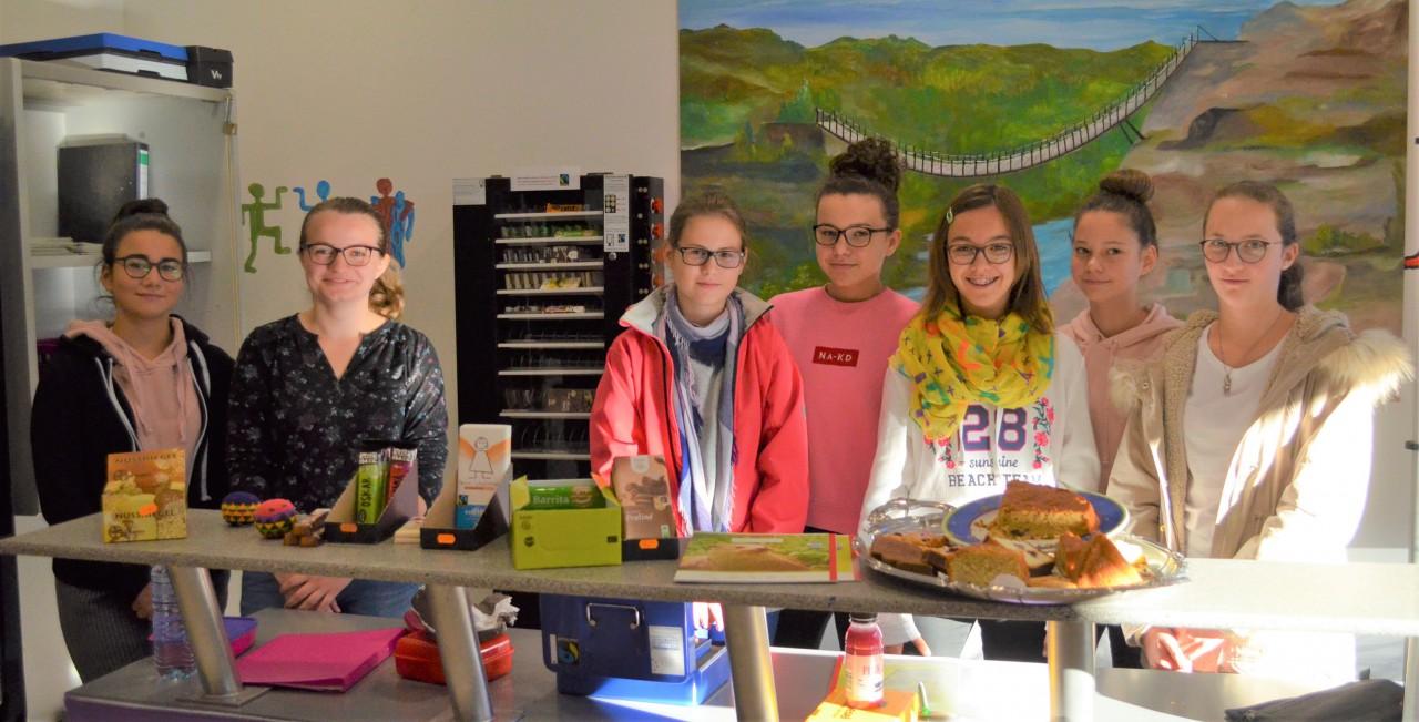 Neues Fairtrade-Team an unserer Schule