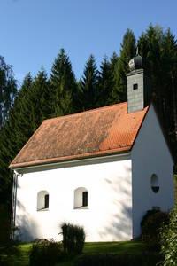 Kapelle Maria Einsiedeln Neukirchen vorm Wald