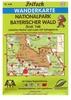Fritsch Wanderkarte Nationalpark Bayerischer Wald