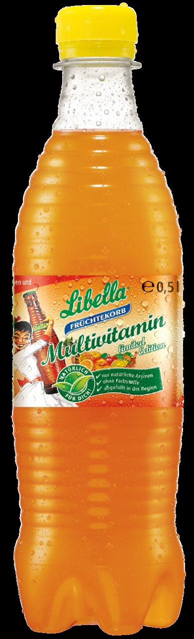 Libella Früchtekorb Multivitamin PET 0,5l